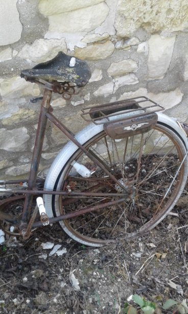 Vélo Motobécanne 20180711