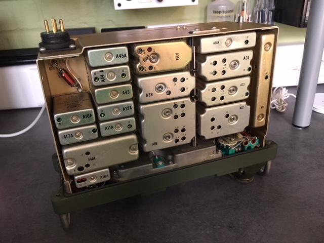 Antennes pour le désert (Safari (4x4) 810