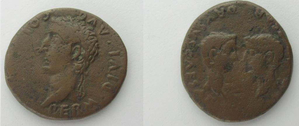 Identification piece romaine trouvée il y a 40 ans Pizoce10