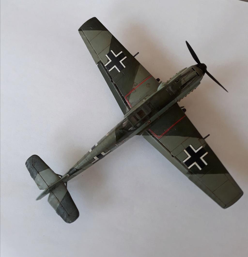 Messerschmitt 109E3 20180811
