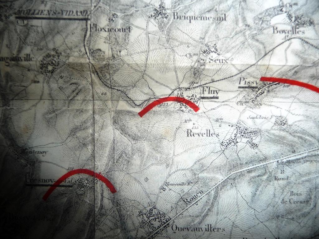 carte militaire P1030813