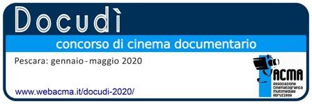 DocudìConcorsoCinemaDocumentario - PESCARA concorso di cinema documentario - 11 appuntamenti Logo_e10