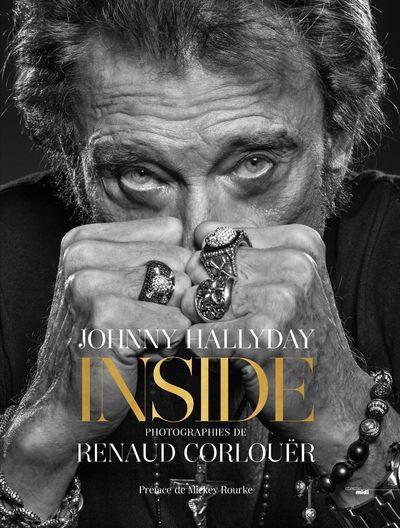 Johnny INSIDE livre de Renaud Corlouer Johnny10