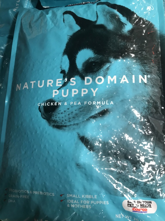 Nature's domain puppy 781b1310