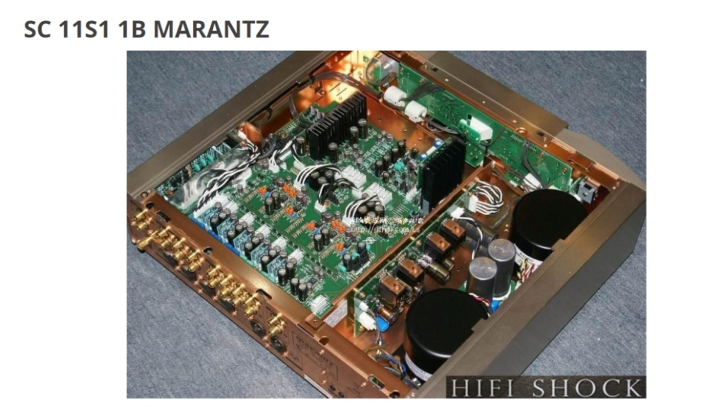 Elettroniche di amplificazione e schede integrate 110