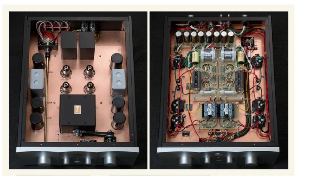 Elettroniche di amplificazione e schede integrate 311