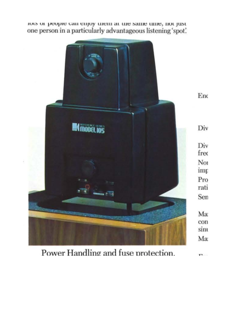 Domanda per chi mastica di cambi di amplificazione a parità di diffusori Kef10