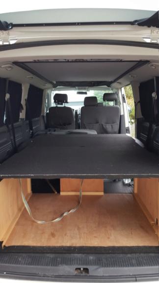 Vends T5 Caravelle Long 2014 (2.0L, 114cv) reprog 174CV avec Toit Reimo 29 900€ 3-310