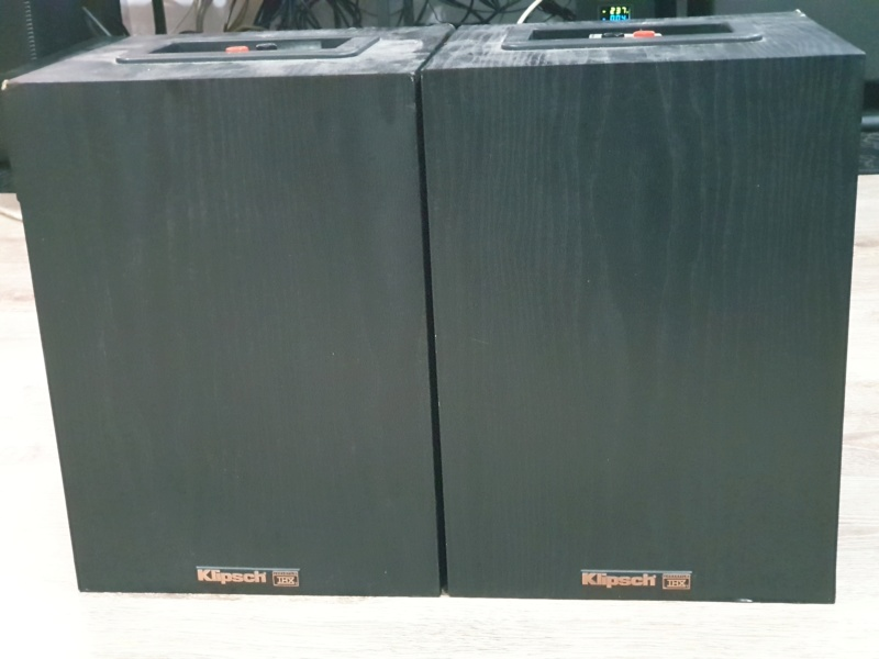 Klipsch KT-DS THX Surround Speaker Made In USA 20190810