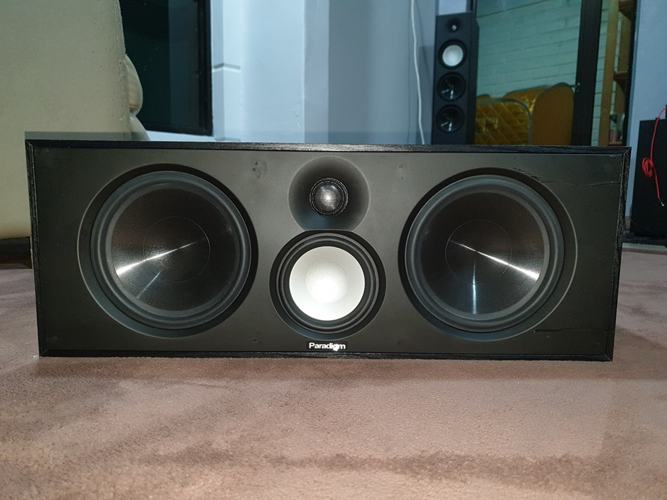 Paradigm Monitor Center 3 V7 Speaker 70510411