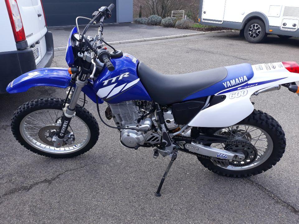 A vendre Yamaha 600 ttre B37fbd10