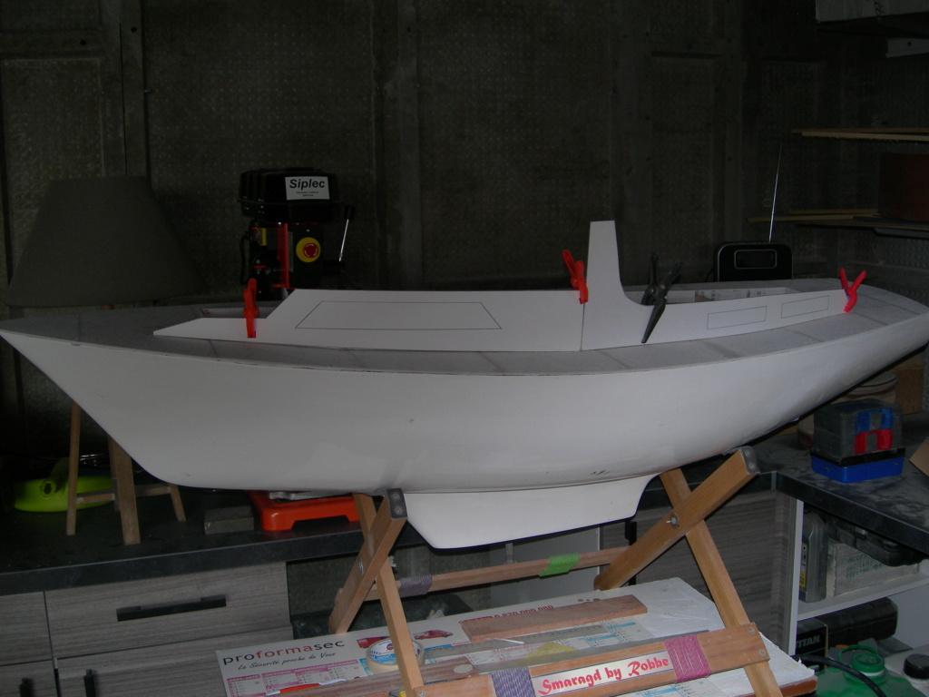 """voilier """"ALTAIR"""" un projet fou ! Dscn1729"""