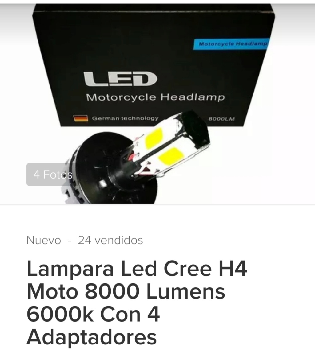 Cree led en la ns 20190110