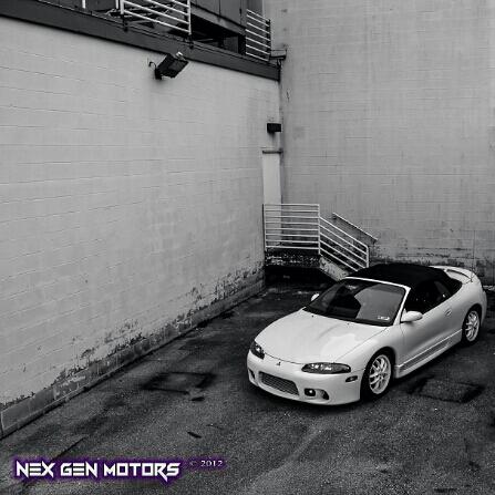 (Fotos) Eclipse Spyder / Targa 2013-119