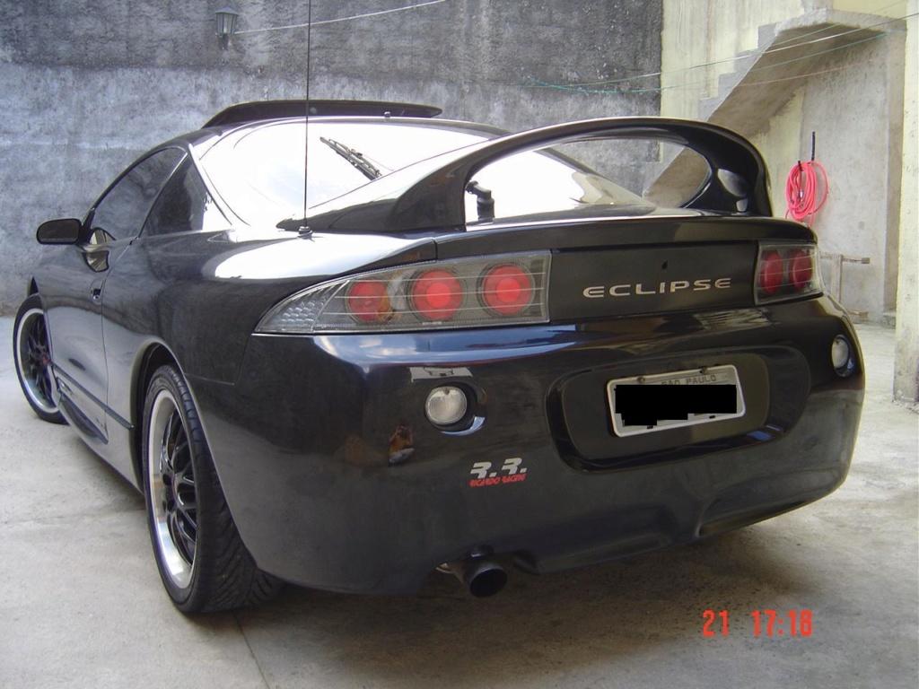 (Fotos) Eclipse Preto Dsc02011