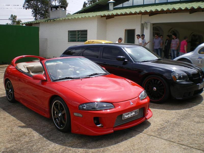 (Fotos) Eclipse Spyder / Targa Encont12