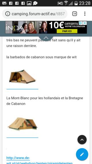 SOS Vis à vis de luxe ou Barbados après une quechua - Page 2 Screen19