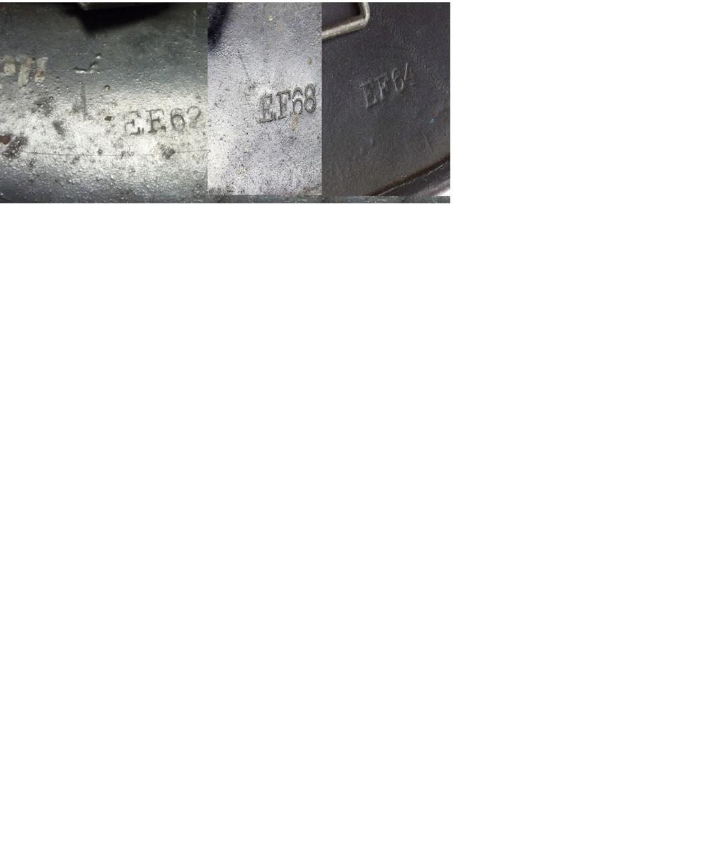 Casque m35 double insignes luft Cffa1610