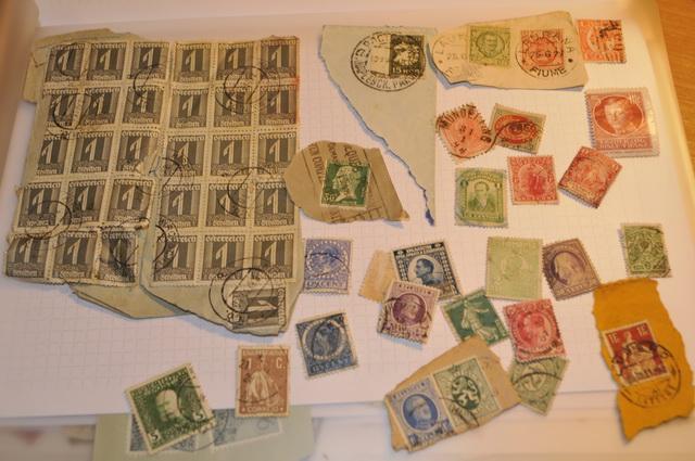 Briefmarkensammlung was machen! _hah8710