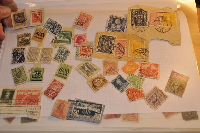 Briefmarkensammlung was machen! _hah8711