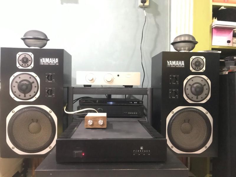 Yamaha NS 1000 Monitor -made in Japan  15725410