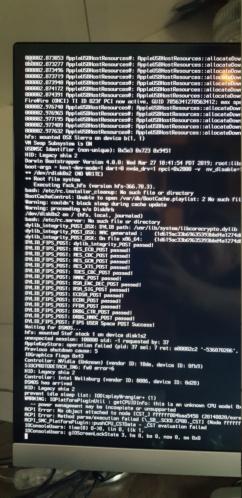 [résolu]Probleme suite Mise à Jour Sierra 12.10.6 20190512