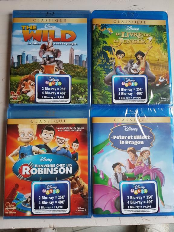 Les Blu-ray Disney avec numérotation... - Page 38 20190510