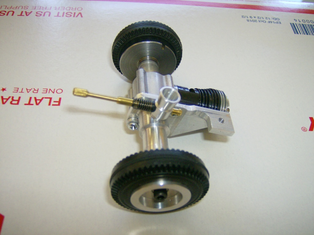 A little tether car cox powered Hpim1020