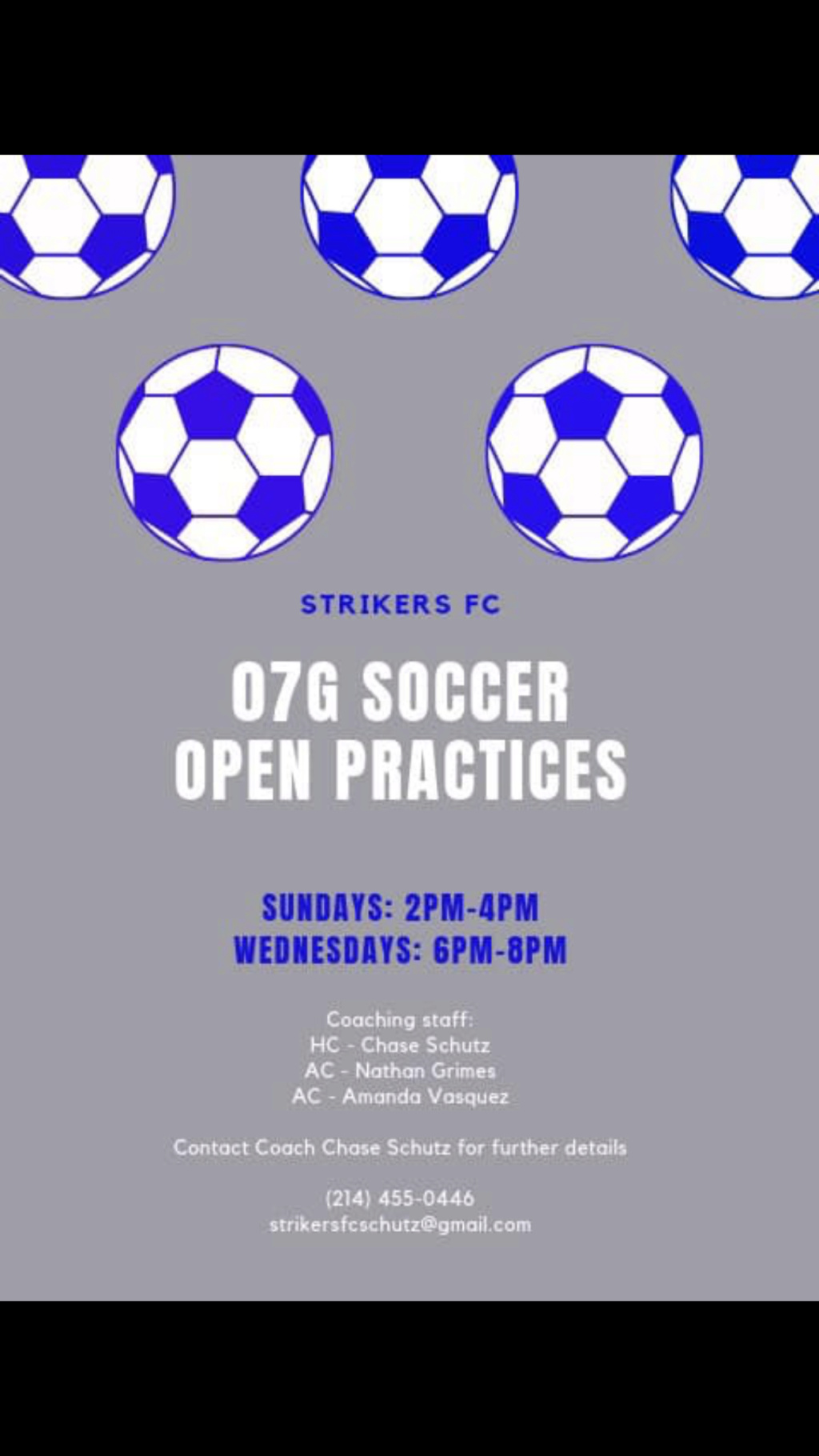 FC Strikers 07G  Open Practices 69ad3610