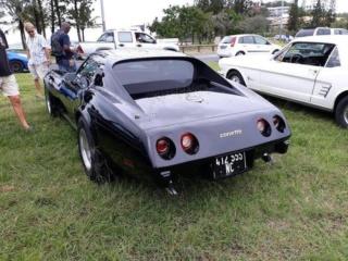 Taurillon de Nouméa  Corvette C3 1977  49592411