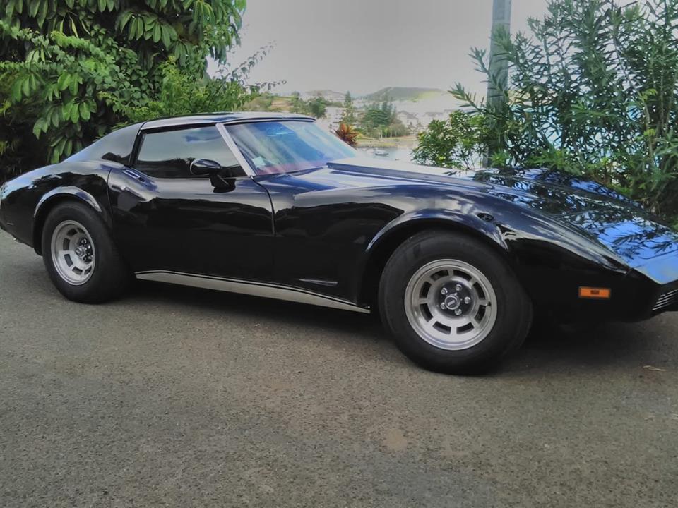 Taurillon de Nouméa  Corvette C3 1977  50422510