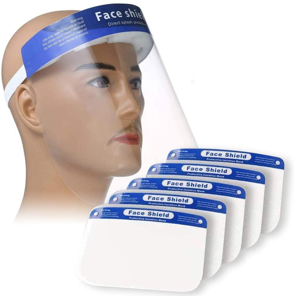 Face Shields 61jhqy10