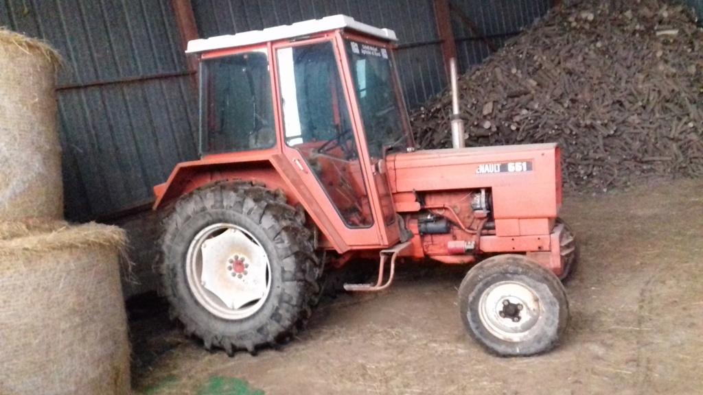 Cabine tracteur renault 751 (gros pont) 20200211