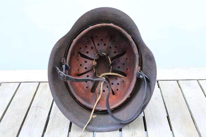 Casque allemand 2 tons Img-2014