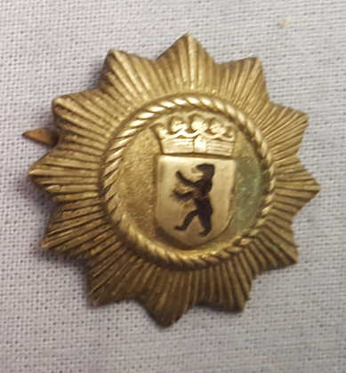 Bouton/Insigne à ours + Jeton 1888 Ours10