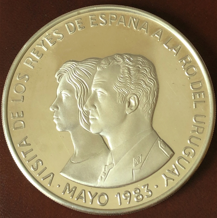 2000 nuevos pesos. República de Uruguay. Anvers17