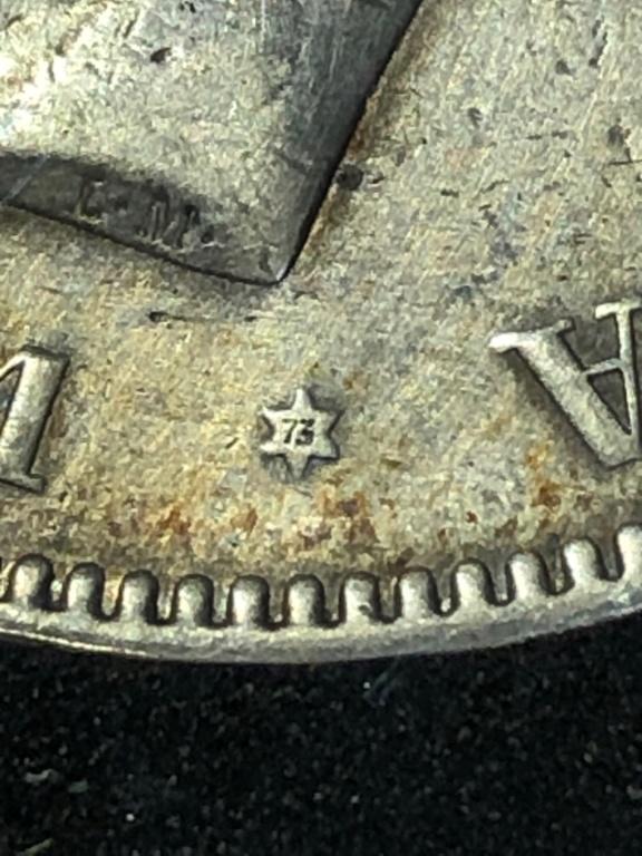 5 pesetas 1871 (*18-73). Amadeo I Img_0415
