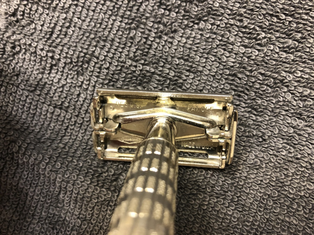 Restauration Gillette Red Tip Ed161810
