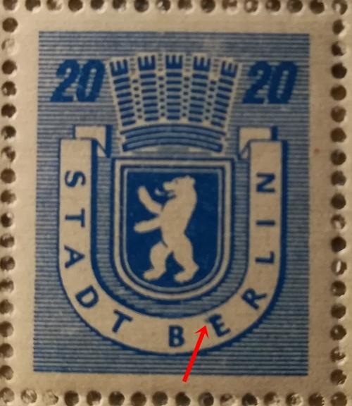 Berlin Brandenburg plattenfehler Af4_ii11