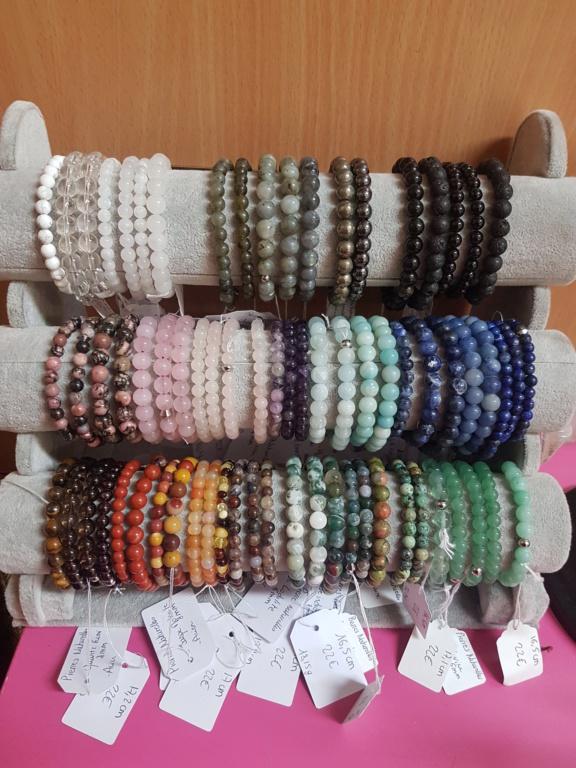 Questions pour des bracelets en perles 20200111