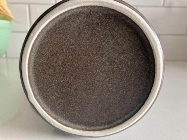 Mid-Century Stoneware Coffee Pot Img_1318