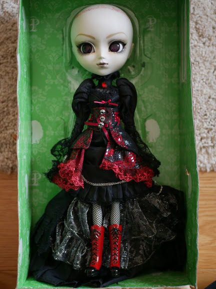 [VENDU] Pullip Wilhelmina-The Mansion of Immortal Outfit10
