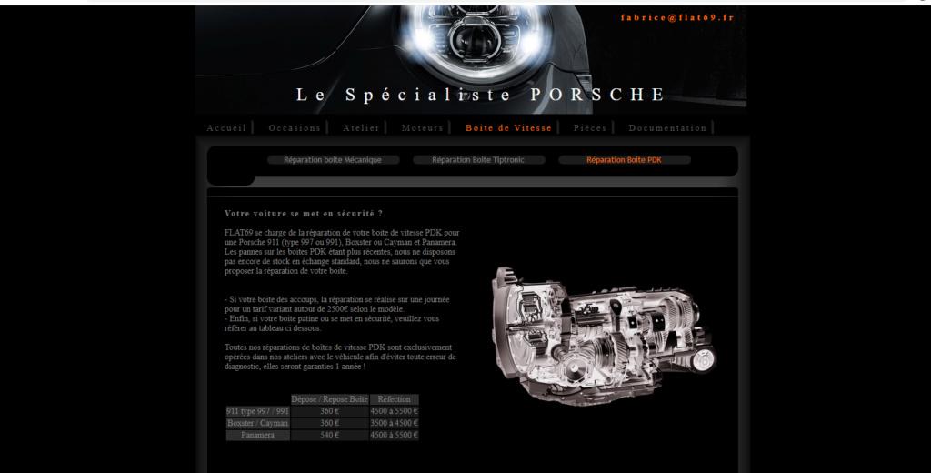 Boite qui siffle  Porsche PDK - Page 7 Captu199