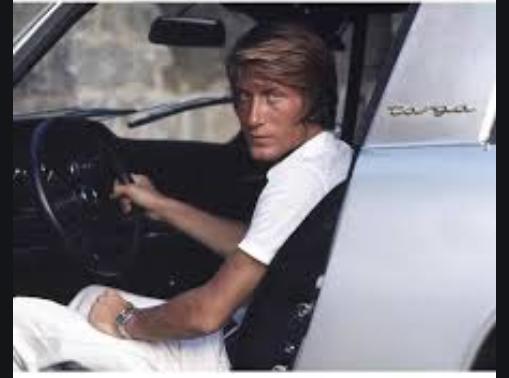 Les célébrités et leur Porsche Captu215