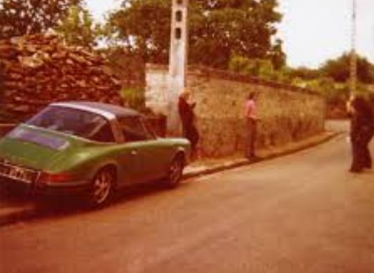 Les célébrités et leur Porsche Captu220