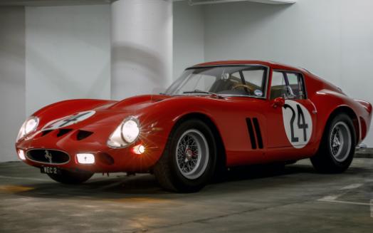 Ferrari perd le design de sa 250 GTO Captu233