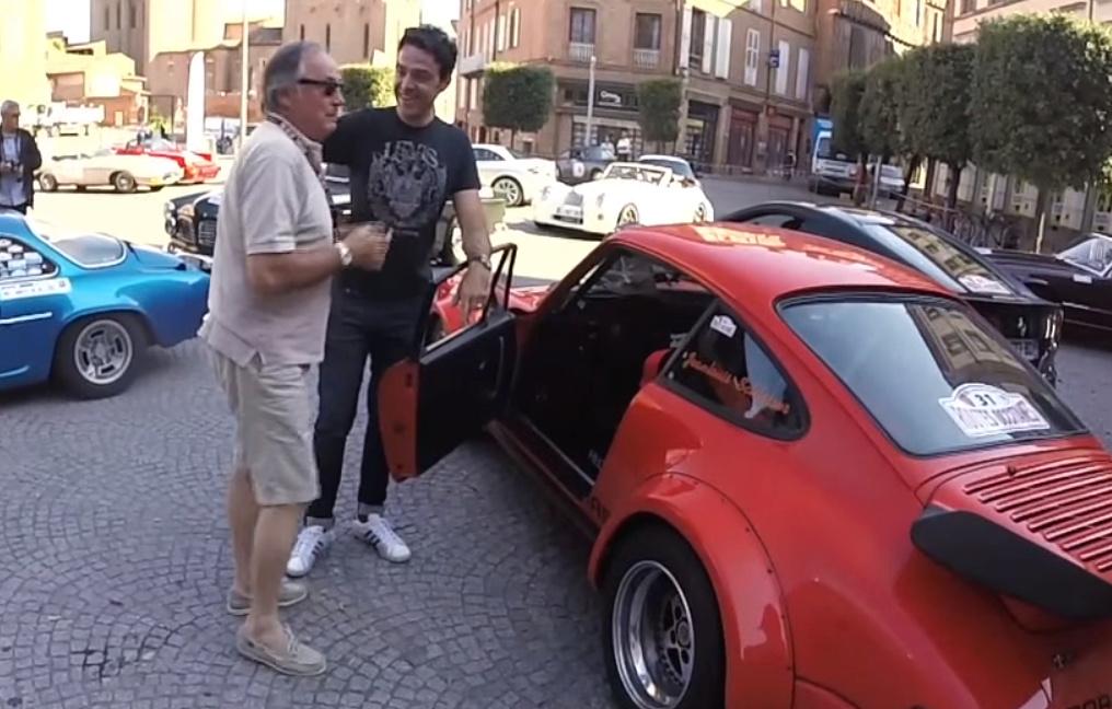 Les célébrités et leur Porsche Captur20