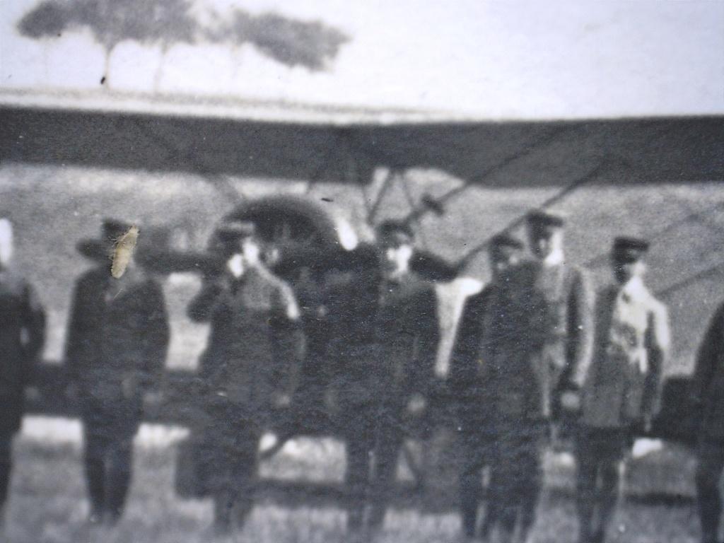 A identifier 1922 terrain de ROMILLY sur SEINE Décoration AVIONS 20412016