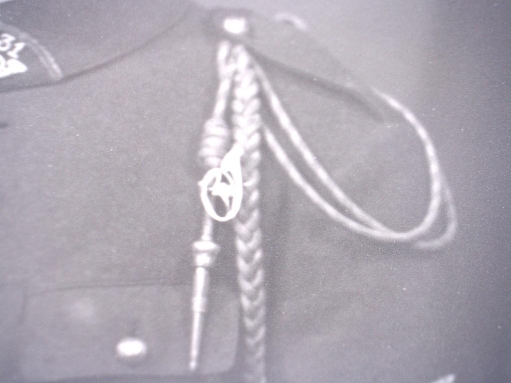 A identifier soldat numéro 31, CIGOGNE et TROMPETTE sur FOURRAGÈRE 20412132