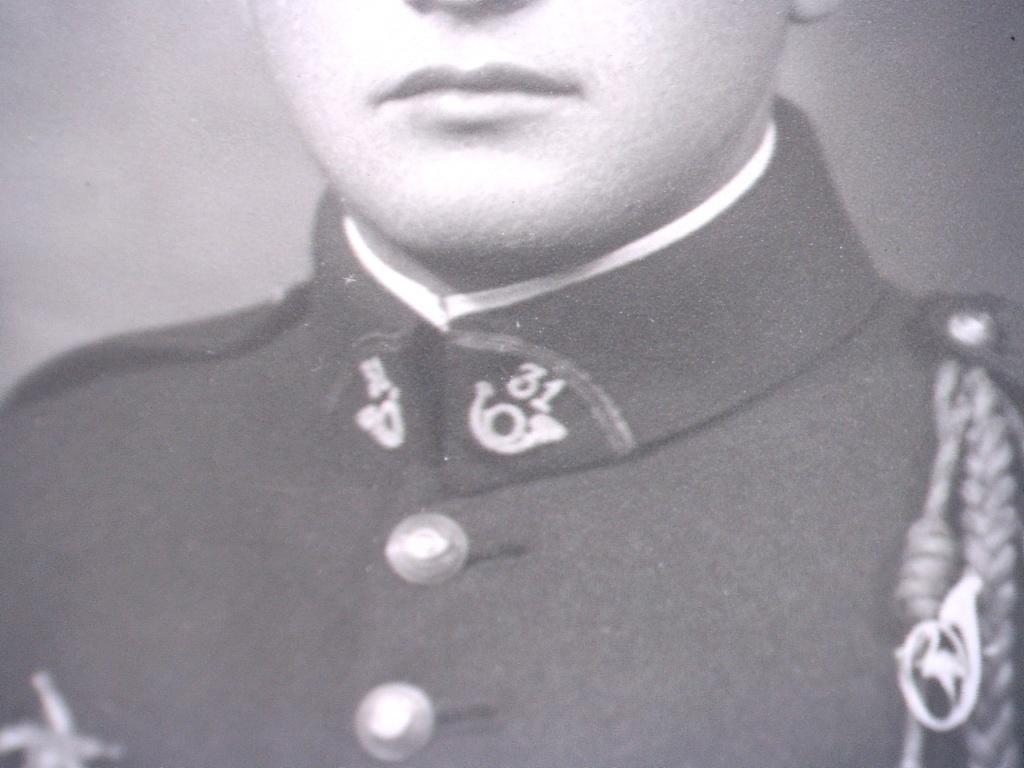 A identifier soldat numéro 31, CIGOGNE et TROMPETTE sur FOURRAGÈRE 20412133